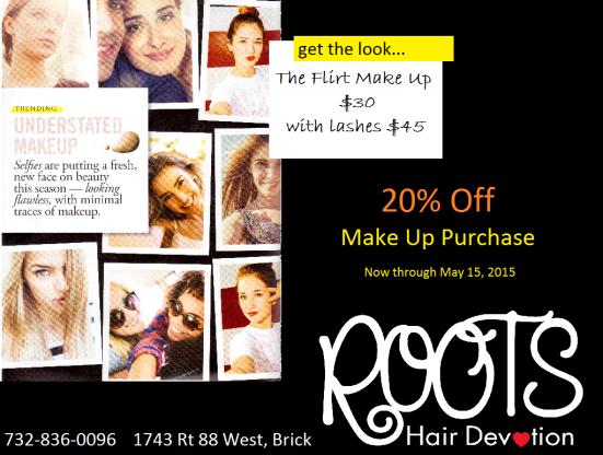 Make Up 2015 Promo